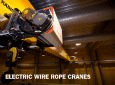 Electric Wire Rope Cranes