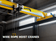 Wire Rope Cranes