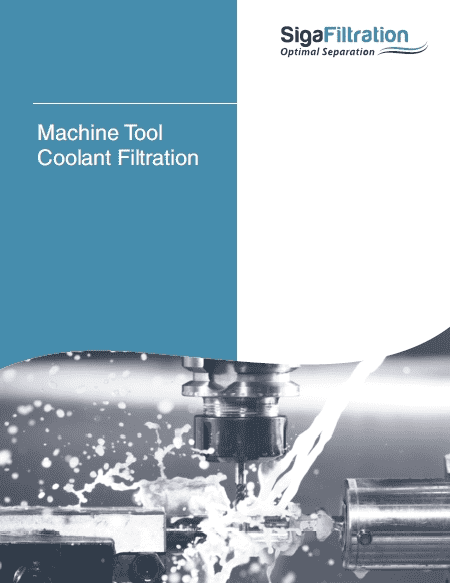 Download New Machine Coolant Filtration Brochure