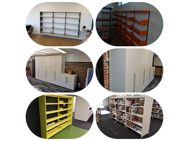 Library Shelving Furniture