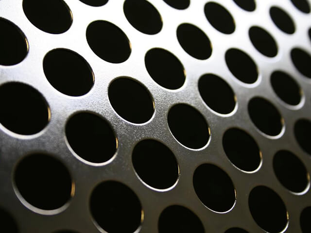 Round Hole Perforation