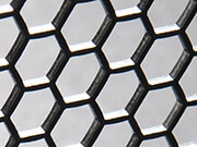 Hexagonal Perforation