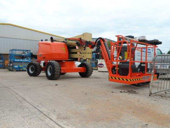 Another brand new Cherry Picker added to our fleet!