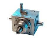 A and AS switching spiral bevel gearboxes
