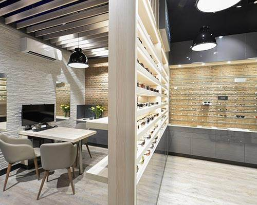 Aston & Woods Eyecare - Optical shop fitters