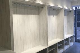 Oh So Vintage - Bespoke shelving Install