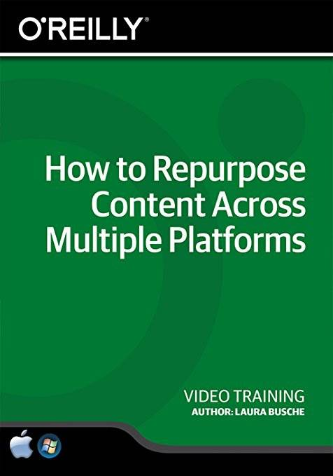 How to Repurpose Content Across Multiple Platforms [Online Code]