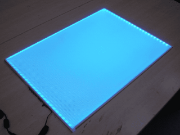 LED light sheet single colour or RGB colour
