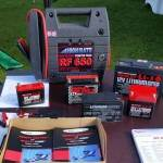 Varley Red Top & Varley Lithium Batteries
