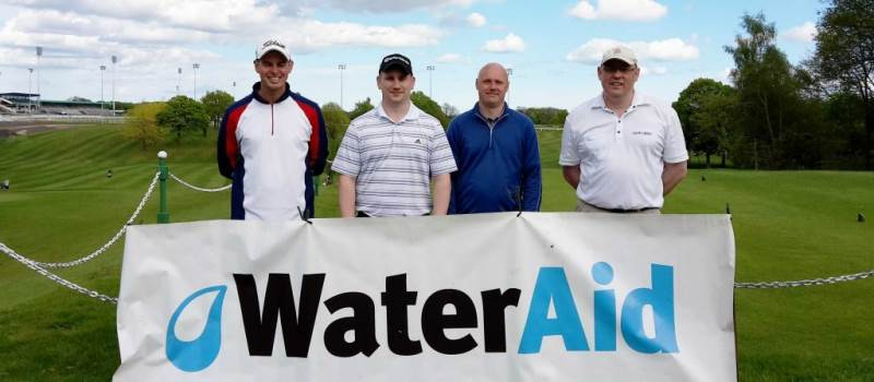 SNF (UK) LTD TEAM UP WITH NWL FOR WATER AID!
