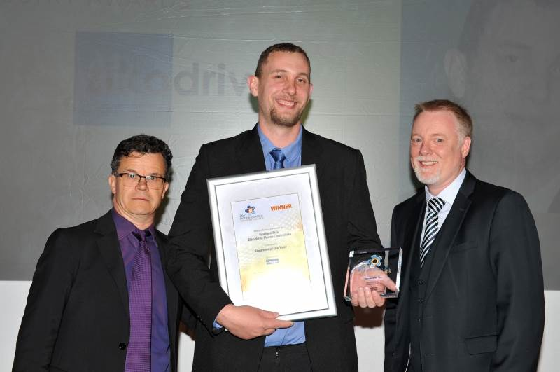 Zikodrive Technical Director wins Engineer of the Year