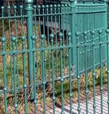 Commercial Palisade Fencing
