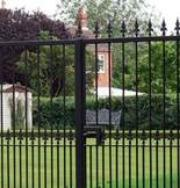 Commercial Swing Gates