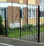 Commercial Ornamental Gates