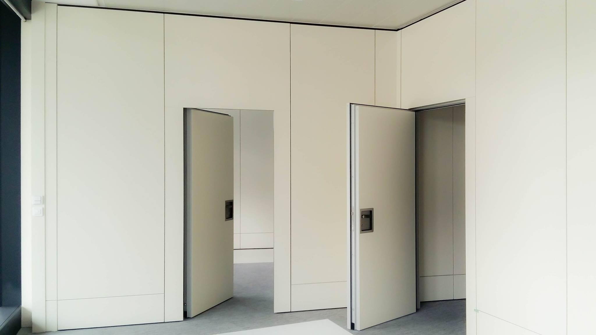 Acoustic Movable Wall