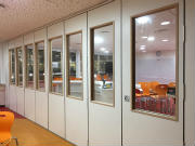 Windowed Sliding Folding Partitions