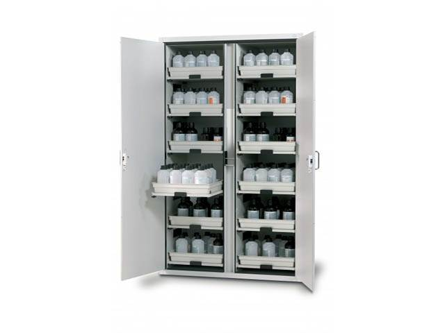 Cabinets For Acids And Alkalis