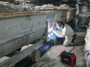 AccuPocket - Welding Mobility