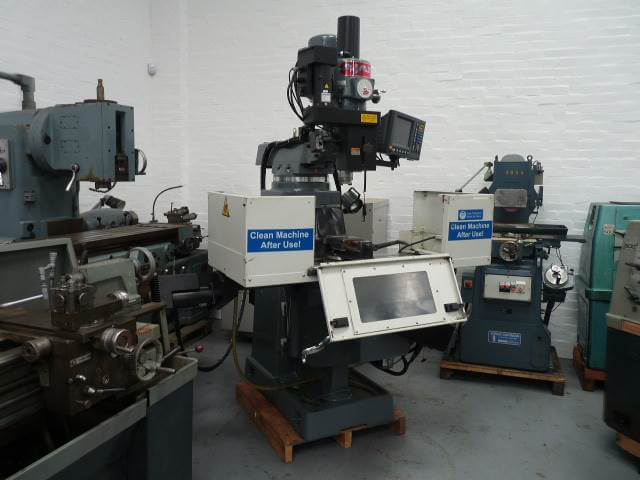 Used Engineering Tool Room Machinery