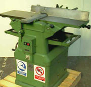 Used Planing / Thicknessing Machines
