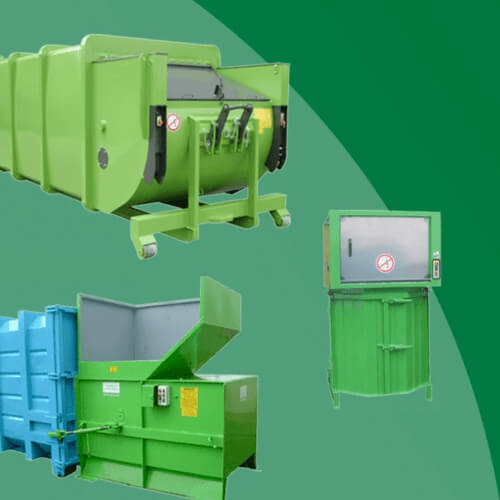 Benefits of Leasing Waste Compactors and Balers