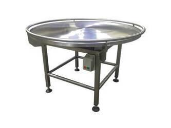 Stainless Steel Rotary Turntable