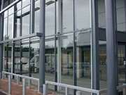 Curtain Walling and Shopfront Systems