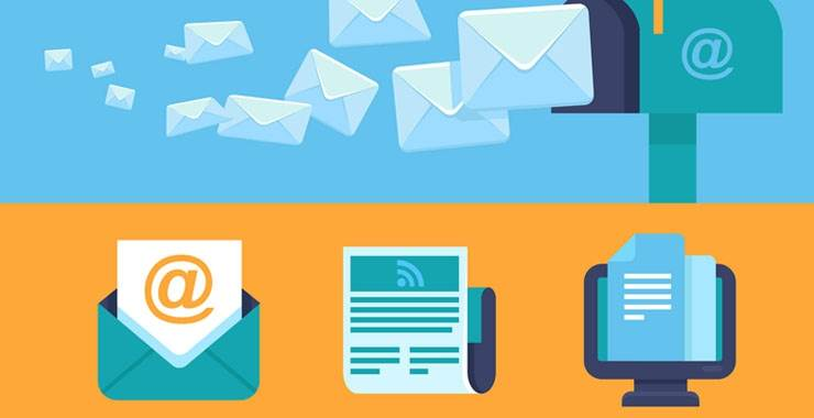 How to integrate direct mail and email