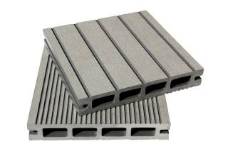SPECIAL OFFER - IN STOCK - Light Grey Composite Decking Boards