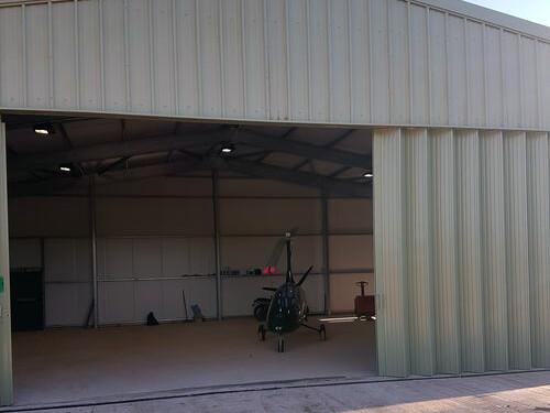 Steel Buildings Hangars
