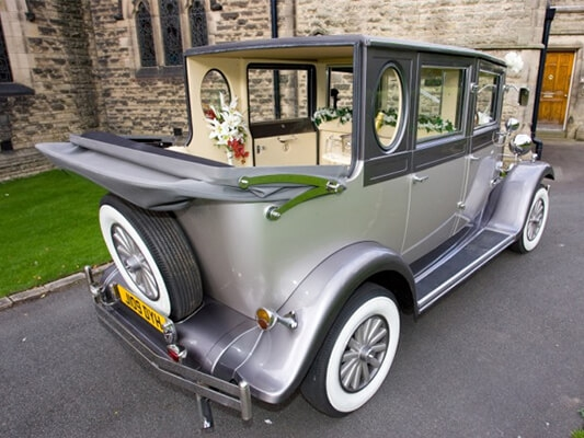 AWS Wedding Cars