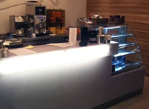 Previous Project - Bespoke Coffee Counter