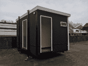 12ft x 9ft Portable Cabin