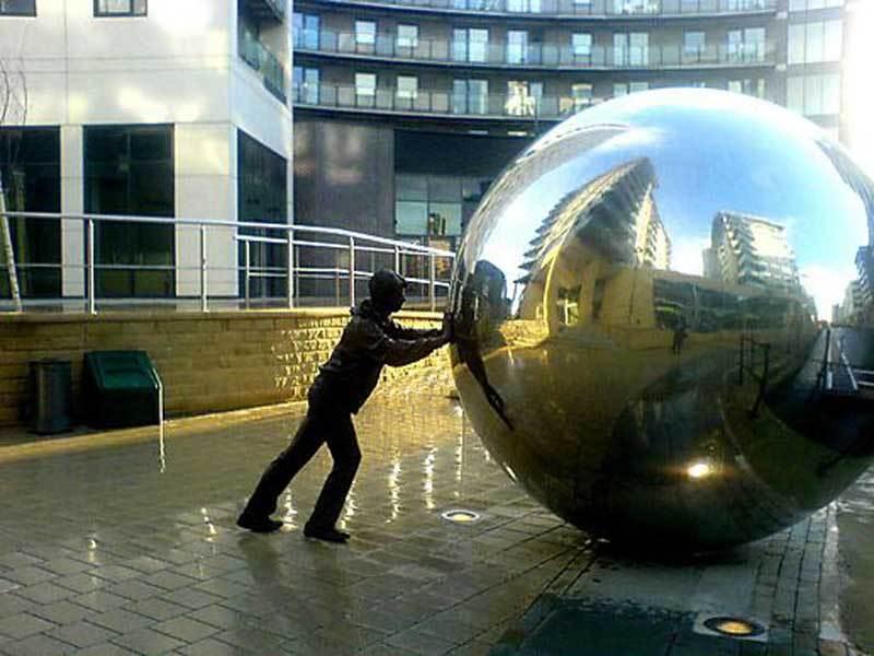 3 Mtr dia Sphere