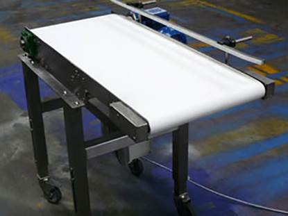 Central Conveyor Belts and Accessories