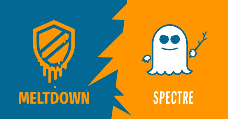 Meltdown and Spectre – not the names of new James Bond villains!