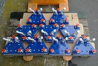 Aeration & Mixing Fluidic Oscillators