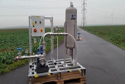 Fine Bubble Generating Pumps