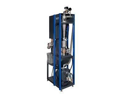 Nikuni VDF Hydrocyclone Separator