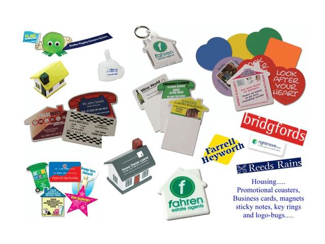 Business Cards & Logobugs