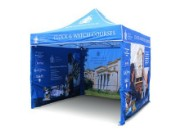 Branded Square Marquees