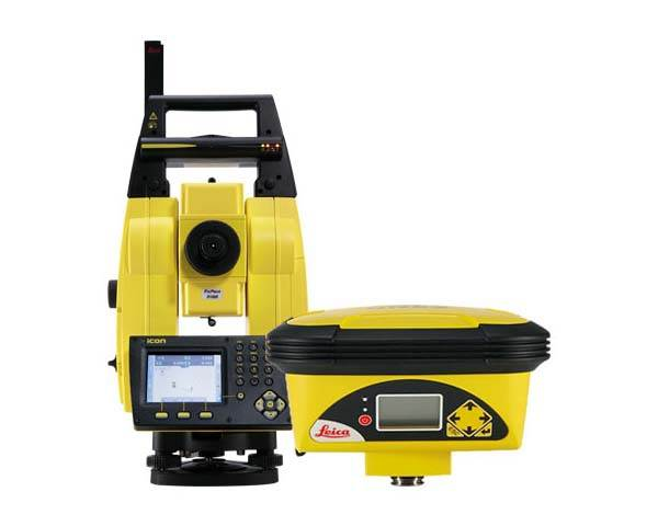 Construction Total Stations & GNSS