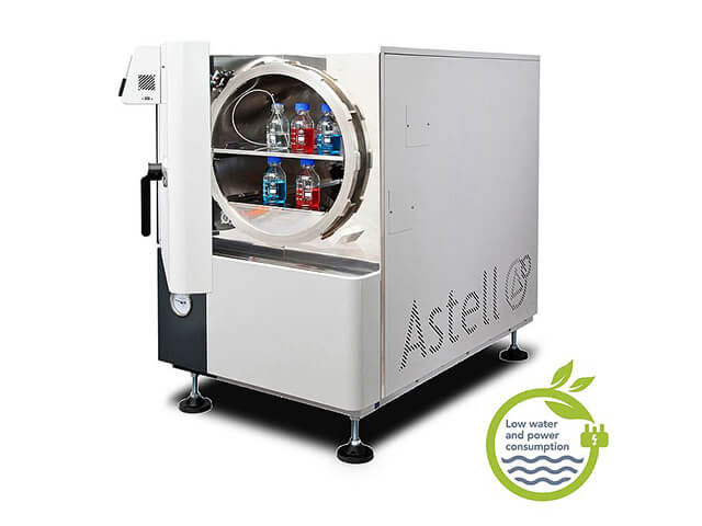 120 - 344 Litre Front Loading Autoclaves