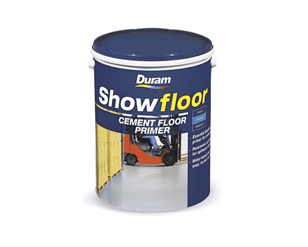Duram Showfloor Cement Floor Primer