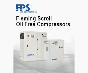 FLEMING SCROLL - Oil Free Compressors