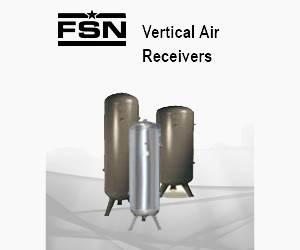 FSN - Vertical Air Receivers