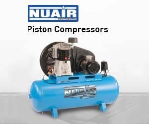 NUAIR Piston Compressors
