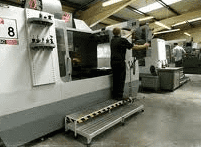 Our Equipment - CNC Machining Centres