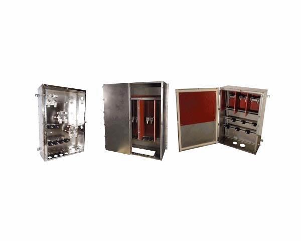 Medium & High Voltage Hazardous Area Enclosures