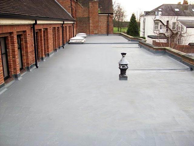 GRP Roofing Essex